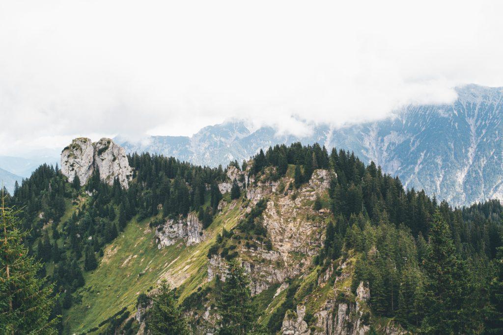 צילומי אווירי טבע
